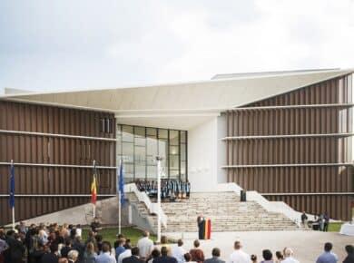 A2M - Belgian Embassy Kinshasa ©Colin Delfosse
