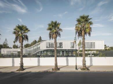 A2M - Belgian Embassy Rabat ©Fabrice Coiffard