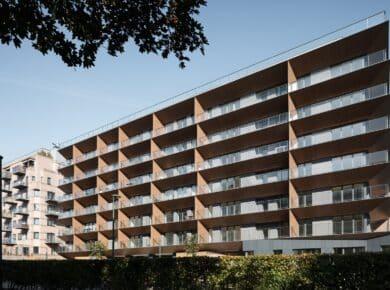 A2M - Les Balcons ©Stijn Bollaert