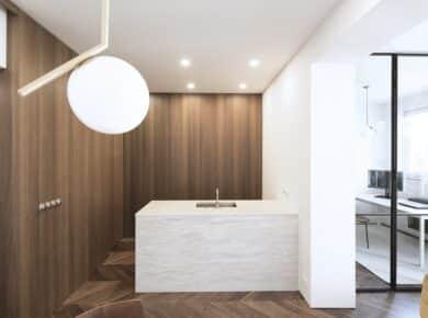 Alexandru Patrichi Architects - A&A's Apartment