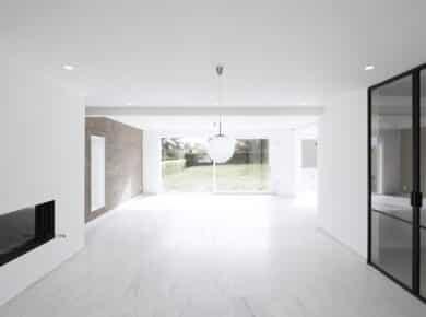 Alexandru Patrichi Architects - L&O's House renovation