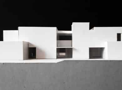 Alexandru Patrichi Architects - M&E's Residence