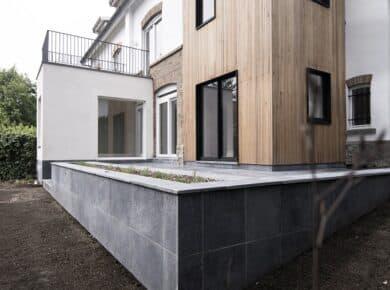 Alexandru Patrichi Architects - M&J's House renovation & extension