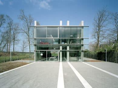 ARCHITECTUURPLATFORM - Gistel ©Kim Zwarts