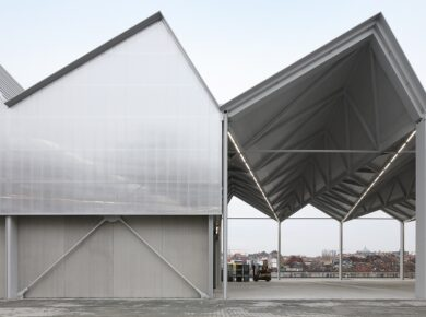 ARCHITECTUURPLATFORM - Haven van Brussel ©Filip Dujardin