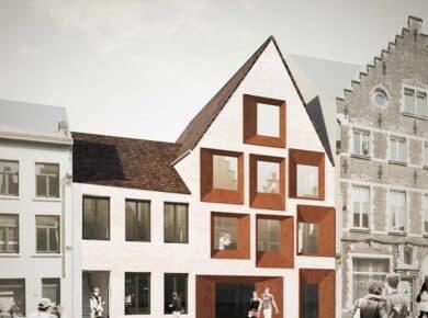 AT OSBORNE - Toerisme - Vlaanderen jeugdhotel - Brugge