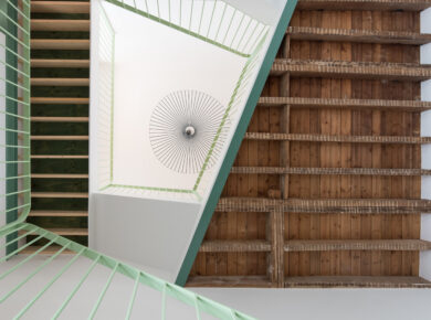 AUXAU ARCHITECTE - Renier Chalon ©Guy Joel Ollivier