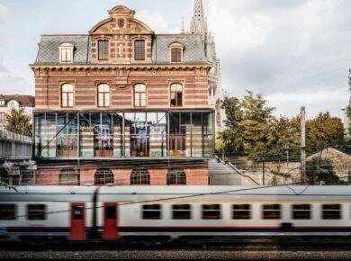 CENERGIE - Station Laken ©Lucid