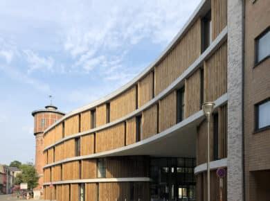 CENERGIE - Welzijnscampus CAW Turnhout ©AIM