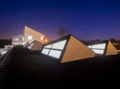 &sens Architectes - ENERSOL à Battice Photo©jlwertz.be