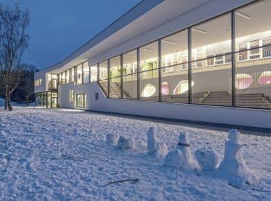 &sens Architectes - Bureau Place Sommelville à Verviers Photo©jlwertz.be