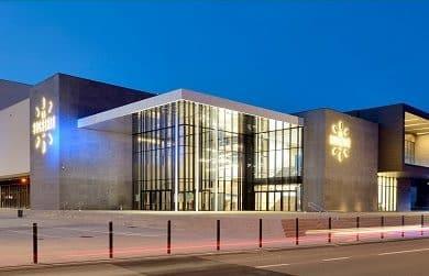 A.D.E. Architects - La Sucrerie Hall culturel de Wavre