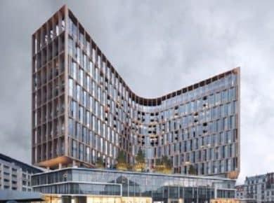 SUREAL - Centre Monnaie © Snohetta