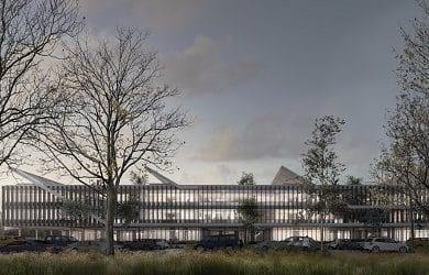 Archipelago Architects - Ores HQ