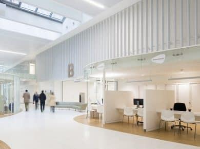Archipelago Architects - UZL Gasthuisberg