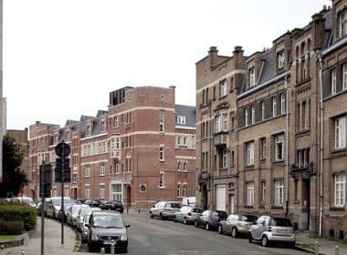 MDW Architecture - Cité Vandeuren Photo©Maxime Delvaux