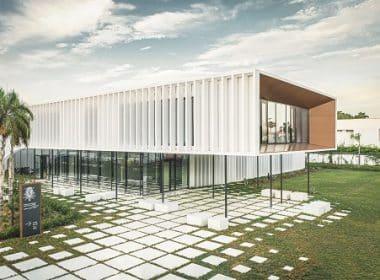 A2M - Projet Belgian Embassy Rabat - Photo©Fabrice Coiffard