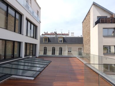 BXLMRS - LVL - View of the back façade ©BXLMRS