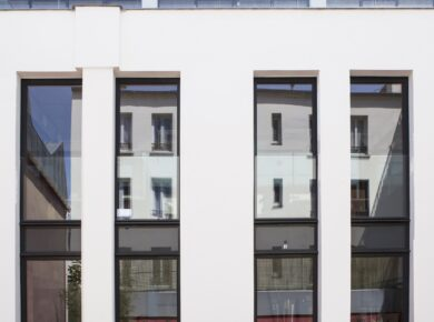 BXLMRS - LVL - View of the back façade ©StéphanieRoland