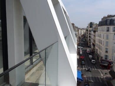 BXLMRS - LVL - Detail of the front façade ©BXLMRS